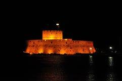 fortu Nicholas święty zdjęcie royalty free