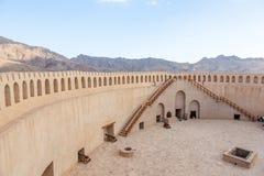 fortu nizwa Oman Fotografia Stock