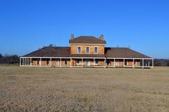Fortu Richardson szpitala wojskowego oficera biurko Zdjęcie Stock