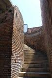 Fortu schody Fotografia Stock