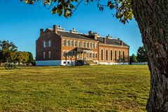 Fortu Smith Krajowy Historyczny miejsce Obrazy Stock
