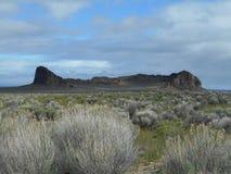 Fortu stanu Rockowy park - Środkowy Oregon Zdjęcie Stock