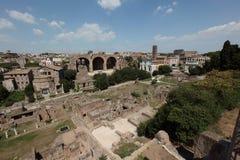 Fortum Romanum Foto de archivo libre de regalías
