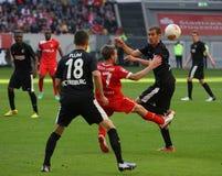 Fortuna Düsseldorf verses SC Freiburg Royalty Free Stock Image