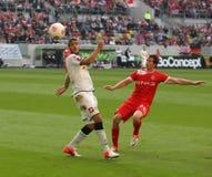 Fortuna Düsseldorf v Borussia Mönchengladbach Стоковые Изображения RF