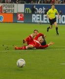 Fortuna Düsseldorf v Hertha BSC Berlin. Royalty Free Stock Photography