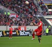 Fortuna Düsseldorf verses SC Freiburg Royalty Free Stock Photo