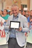 Fortunato Cerlino al Giffoni Film Festival 2015 Arkivfoto
