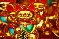 FORTUNE CAT Royalty Free Stock Image