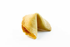 Fortune chinese cookie Royalty Free Stock Photography