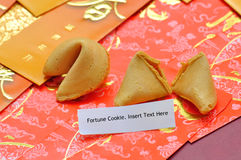 Fortune Cookie 2 Stock Photos