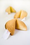 Fortune Cookie. With a special message for you Stock Photo