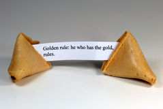 Free Fortune Cookie Royalty Free Stock Photography - 8252217
