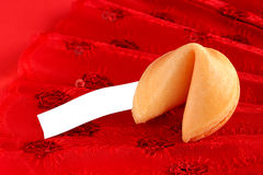 Fortune cookie Royalty Free Stock Photos