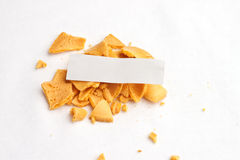 Fortune Cookie Slip Top Stock Photos