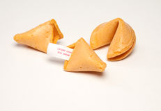 Fortune cookies Royalty Free Stock Images