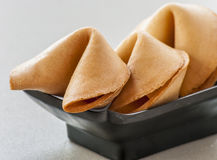 Fortune Cookies. Royalty Free Stock Photo