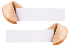 Fortune cookies Stock Image
