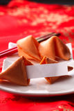 Fortune cookies Stock Images