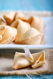 The fortune cookies Royalty Free Stock Photos