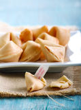 The fortune cookies Stock Images