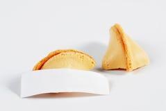 fortune de biscuits Photo libre de droits