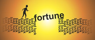 Fortune Stock Image