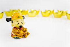 Fortune God Stock Photography