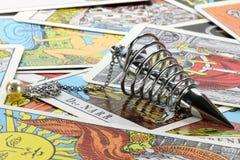 Fortune indiquant des accessoires image libre de droits