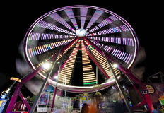 Fortune's Wheel Trail. At the fair Stock Images