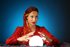 Fortune-teller Royalty Free Stock Image