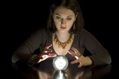 Free Fortune-teller Stock Images - 11533044