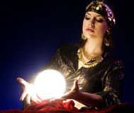 Free Fortune Teller Royalty Free Stock Photography - 14592057