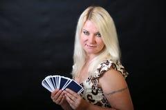 Fortune-teller Στοκ Φωτογραφία