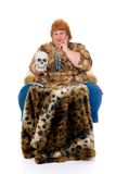 Fortune teller Royalty Free Stock Photos