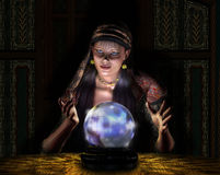 Fortune Teller Stock Photos