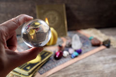 Fortune-telling Royalty Free Stock Photos
