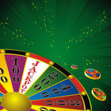 Fortune wheel Stock Images