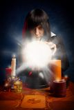 Fortuneteller Royalty Free Stock Image