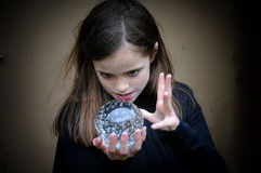 Fortuneteller Stock Photo