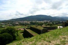 fortyfikacja Zdjęcie Stock