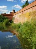 fortyfikacja średniowieczna Zdjęcie Royalty Free