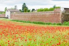 Fortyfikacja Sabbioneta zdjęcie royalty free