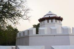 Fortyfikacja Tajlandia Zdjęcie Royalty Free