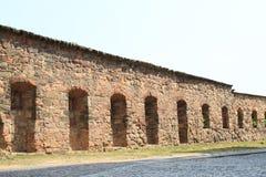 Fortyfikacja w Jicin Obraz Royalty Free