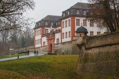 Fortyfikacje Mainz Zdjęcie Stock
