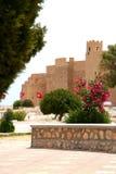fortyfikacyjny ribat arabskiego Zdjęcia Royalty Free
