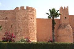 fortyfikacyjny ribat arabskiego Zdjęcie Stock