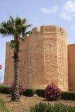 fortyfikacyjny ribat arabskiego Zdjęcie Royalty Free