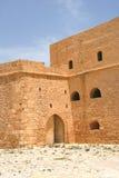 fortyfikacyjny ribat arabskiego Obrazy Royalty Free